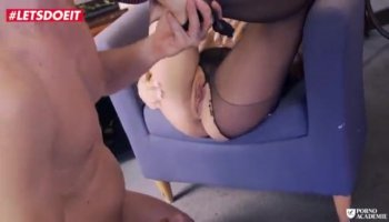 Ella Woods takes big cock in her pussy